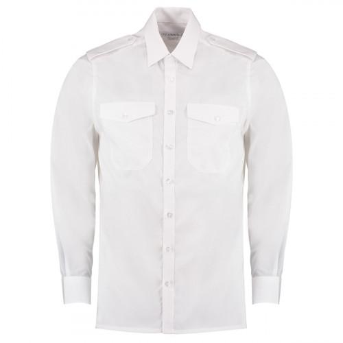 KK134 Long Sleeved Pilot Shirt