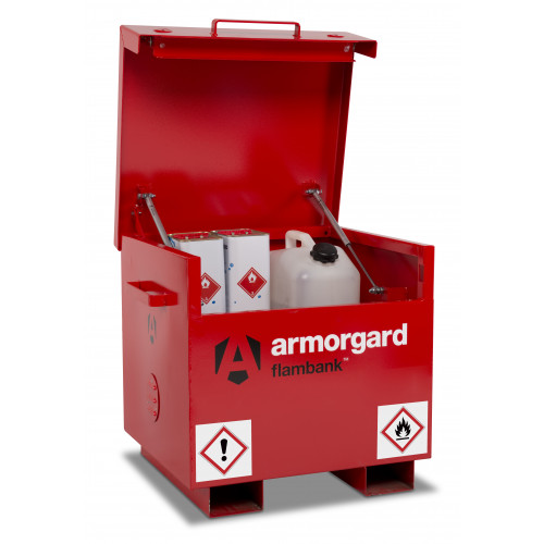 Armorgard Flambank Site Box 765x675x670