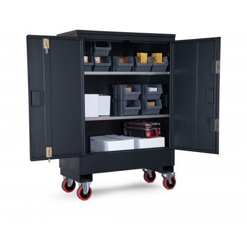 Armorgard Mobile Fittings Cabinet 1200x550x1750
