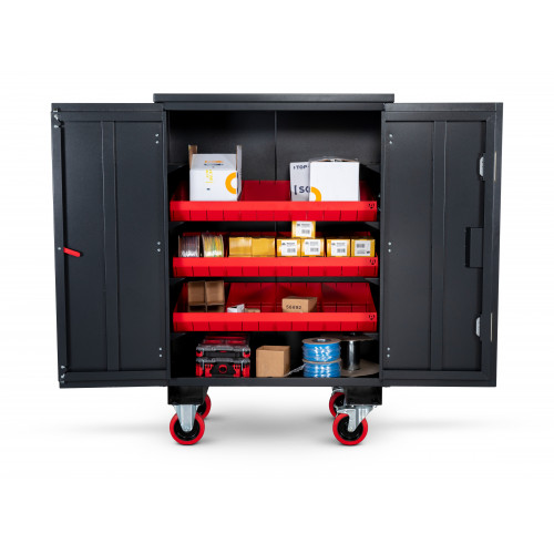 Armorgard Mobile Fittings Cabinet 1010x550x1575