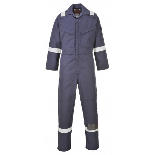 Portwest FF50 Navy FRAS Coverall