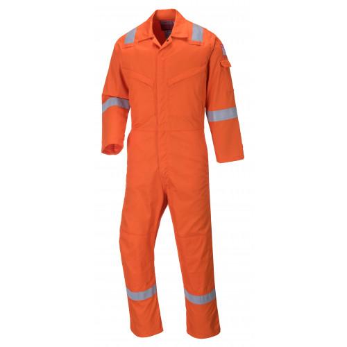 Portwest FF50 Orange FRAS Coverall