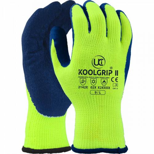 KoolGrip II Yellow Thermal Glove