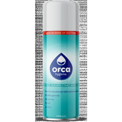 500ml Aersol Disinfectant