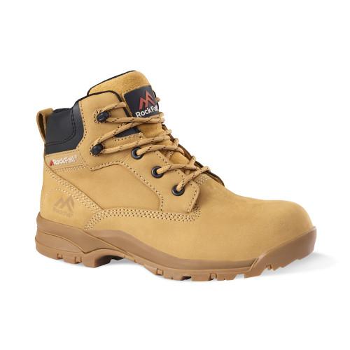 Ladies Waterproof Onyx Boot Honey